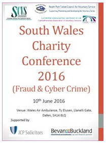 2016 South Wales Charity Conference