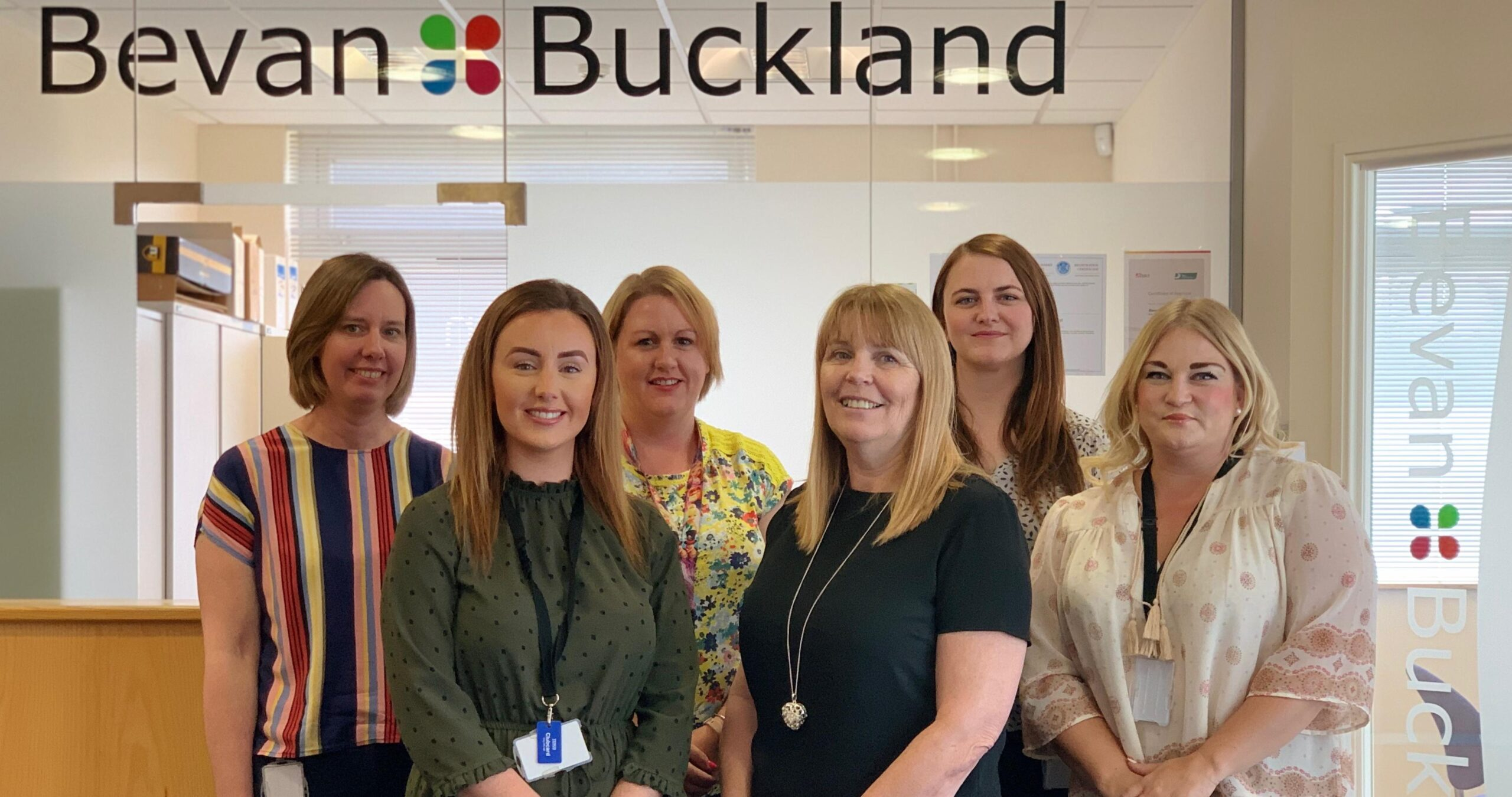Payroll Team at Bevan Buckland LLP