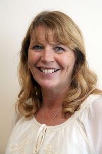 Portrait of Tina Davies