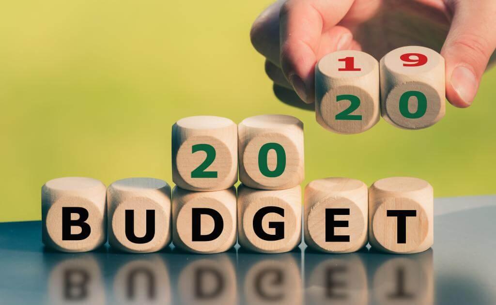 Spring Budget 2020