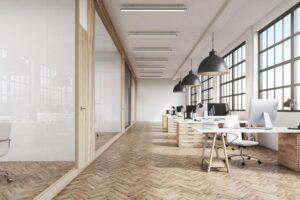 office setting