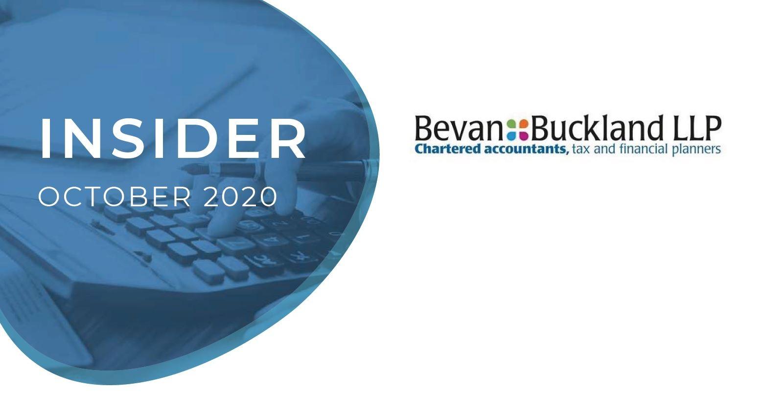 Business Insider Newsletter October 2020