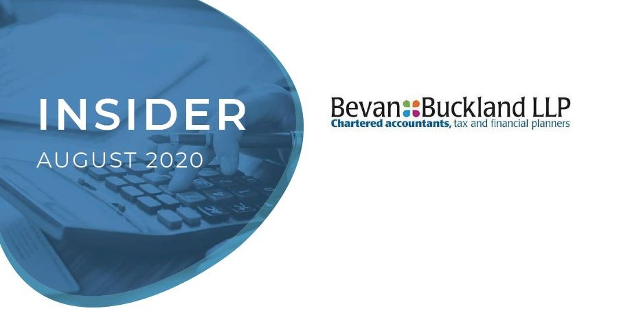 Business Insider Newsletter August 2020
