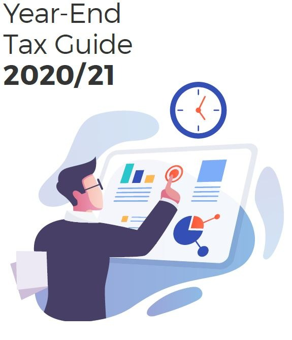 Year-End Tax Guide 2020/21