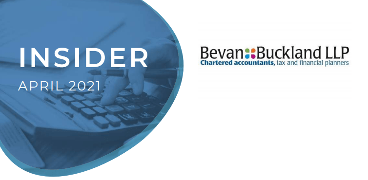 Business Insider Newsletter April 2021