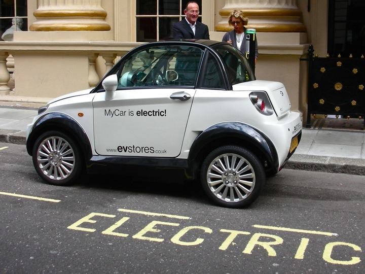 Recovery of VAT on Electric car charging