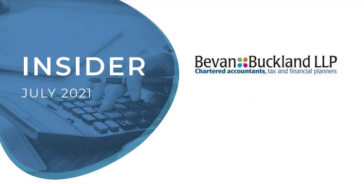 Business Insider Newsletter - July 2021
