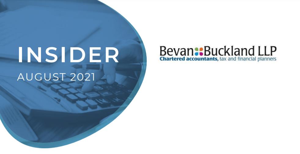Business Insider Newsletter - August 2021