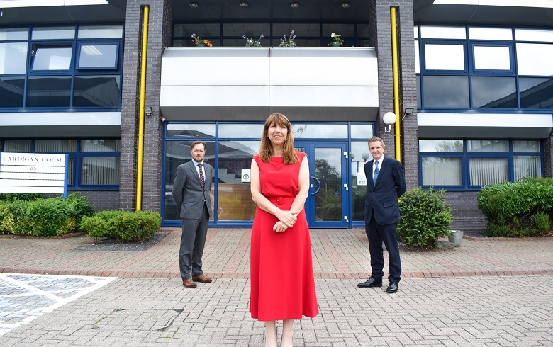 New Headquarters for Wales' Largest Independent Accountancy Firm