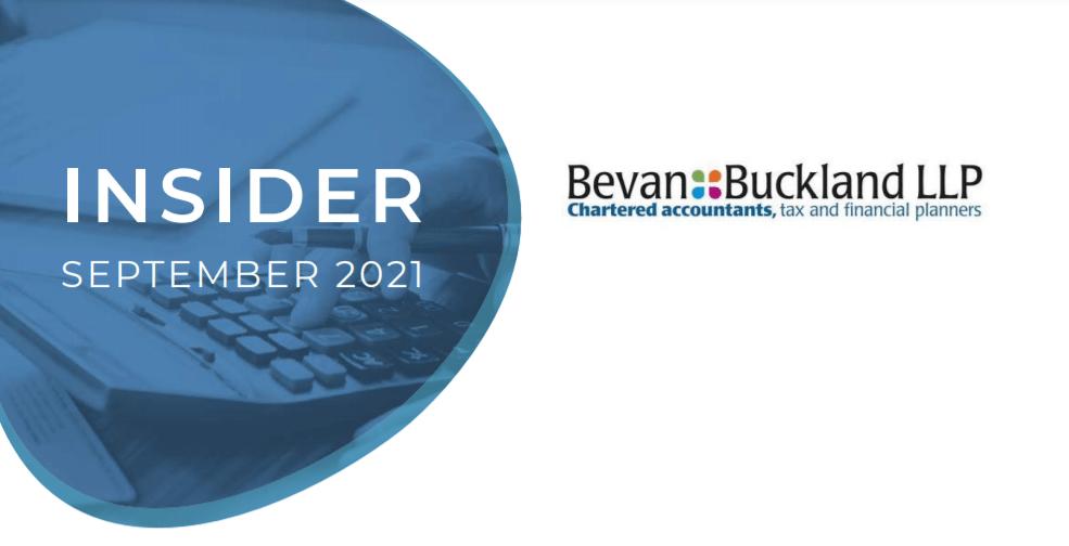 Business Insider Newsletter - September 2021