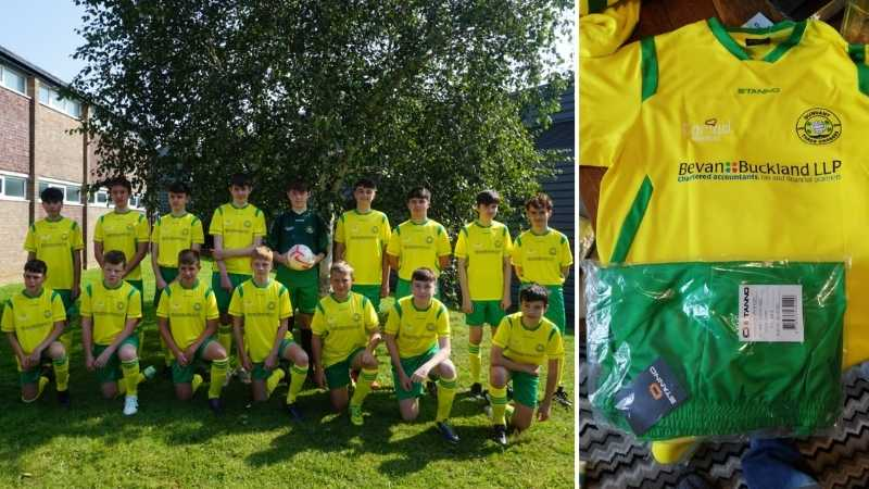 Sponsorship Success between Youth Football Group and Welsh Accounting Giant