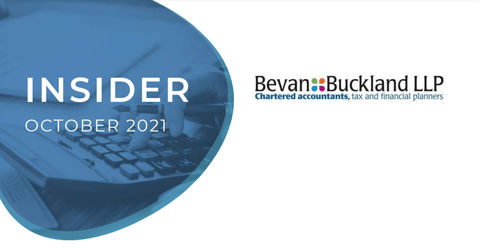 Business Insider Newsletter - October 2021